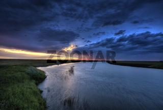 Wood River Saskatchewan Canada