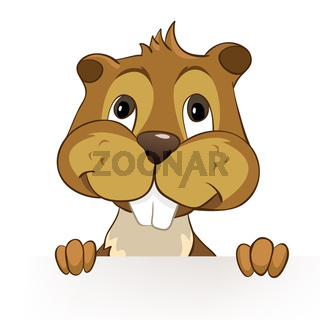 Beaver CREES. Look for Funny Beaver by Keyword CREES.