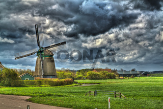 Alte Windmühle (HDR)