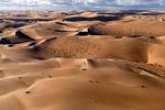Über der Wüste