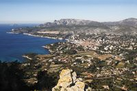 Cassis, Provence, Südfrankreich