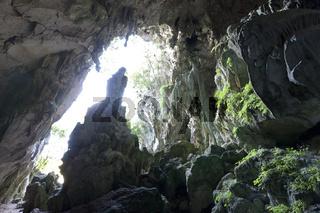 Tropfsteinhoehle San Gabriel, Dominikanische Republik