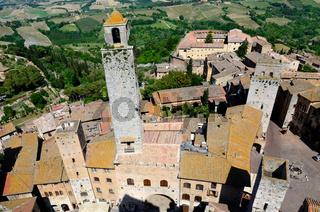 San Gimignano, Tuscany San Gimignano, Tuscany