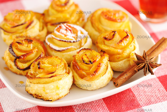 Apple pies dessert