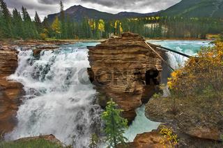 Rustling falls