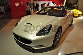 Ferrari California auf der IAA