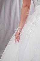 Brautkleid.