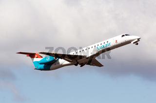 Luxair Startet