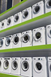 Waschmaschinen, Messe IFA, Berlin
