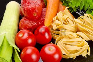 Tomato soup ingredients