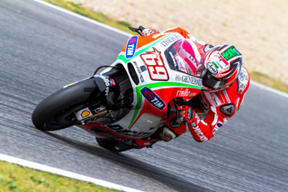 Nicky Hayden pilot of MotoGP