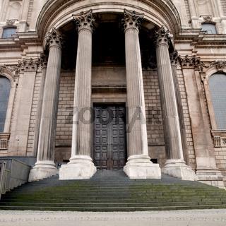 Historical London Building