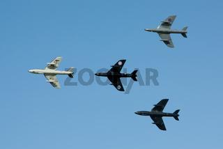 Hawker Hunter F6 - G-KAXF