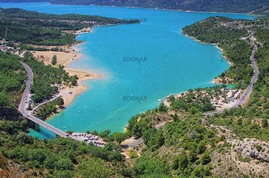 Lac de Sainte-Croix 02