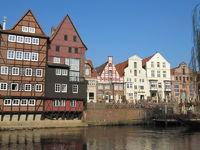 Lüneburg, am Stintmarkt