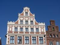 Giebel in Lüneburg, Am Sande