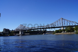 story bridge,brisbane,australien