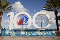 Jubiläum 100 Jahre Fort Lauderdale