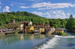 Borghetto Wassermuehlen - Borghetto water mills 01