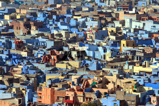 jodhpur blue city in india