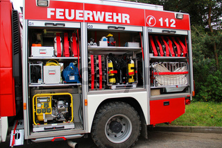 Feuerwehr in Neutrebbin