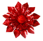 Red Sparkling Gift Bow