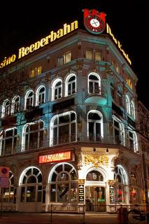 Kasino auf der Reeperbahn in Hamburg