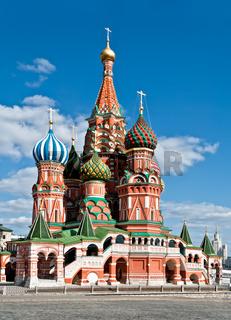 Saint Basil orthodox cathedral
