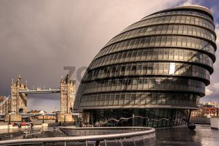 City Hall London UK