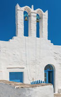 Church from Sifnos island, Greece