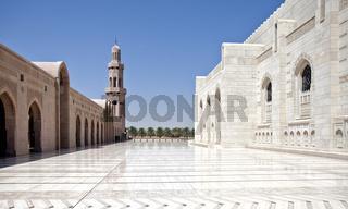 Sultan-Qabus-Moschee