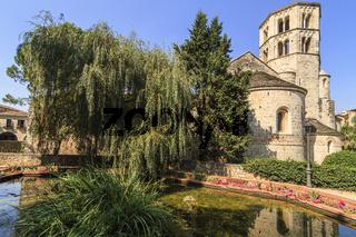 Monastery Of De Sant Pere Girona Spain