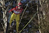 Skifliegen Oberstdorf FIS-team-Tour UHRMANN Michael GER