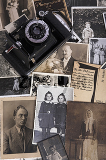 Nostalgische Fotografien
