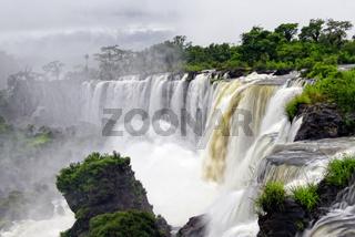 Iguazu Wasserfaelle, Argentinien