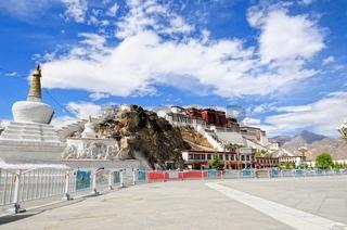Lhasa Potala Palast Tibet