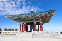 Korean Bell of Friendship pagoda