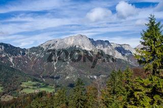 Bergmassiv Untersberg