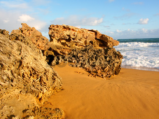 Rugged Australia Coastline