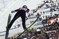 Skifliegen Oberstdorf FIS-team-Tour