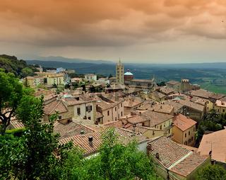 Massa Maritima - Toskana