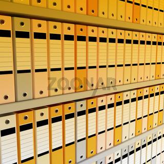 folder archive