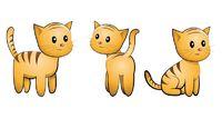 Katzen-Set