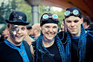 Fans Amphi Festival