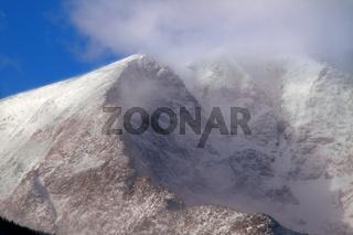 Mount Ypsilon of Colorado