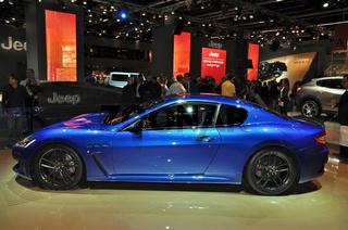 Maserati Gran Turismo MC Stradale auf der IAA