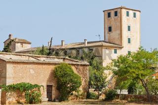 Spanisches Anwesen