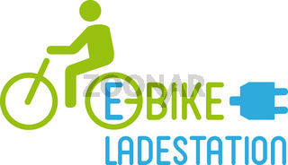 e-bike Ladestaion