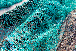 fishing net | Fischernetz