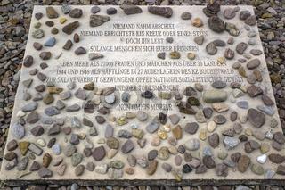 Gedenkstein KZ Buchenwald